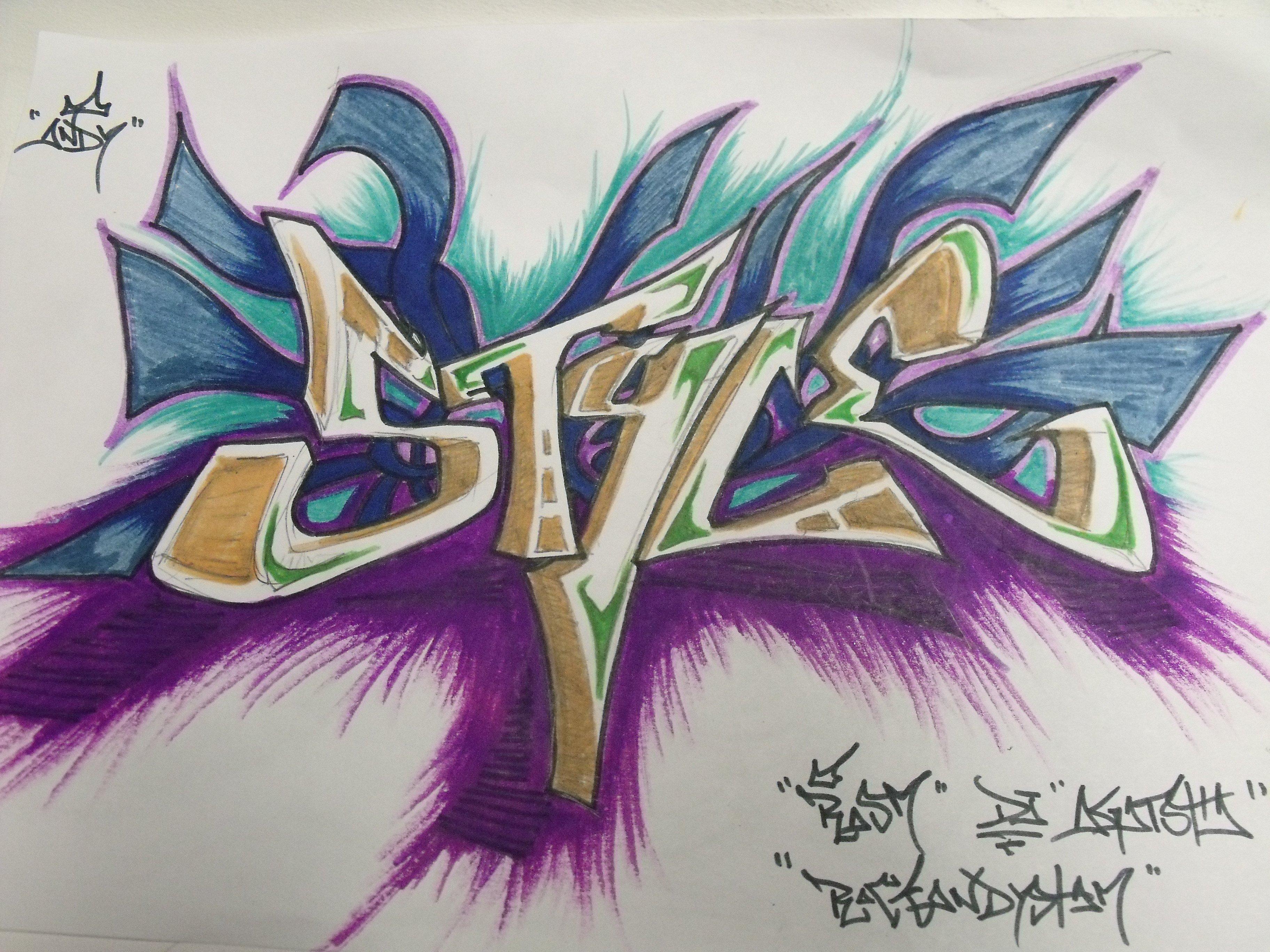 style ouesh dans art dscf00031 150x112 - Dessin Graffiti